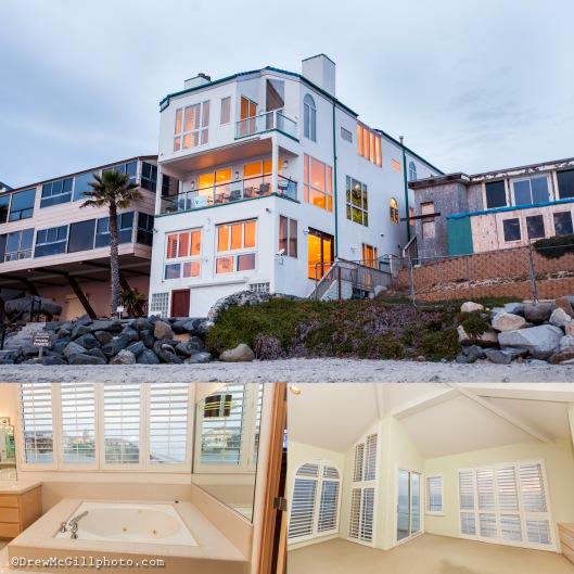 Oceanside House Shoot